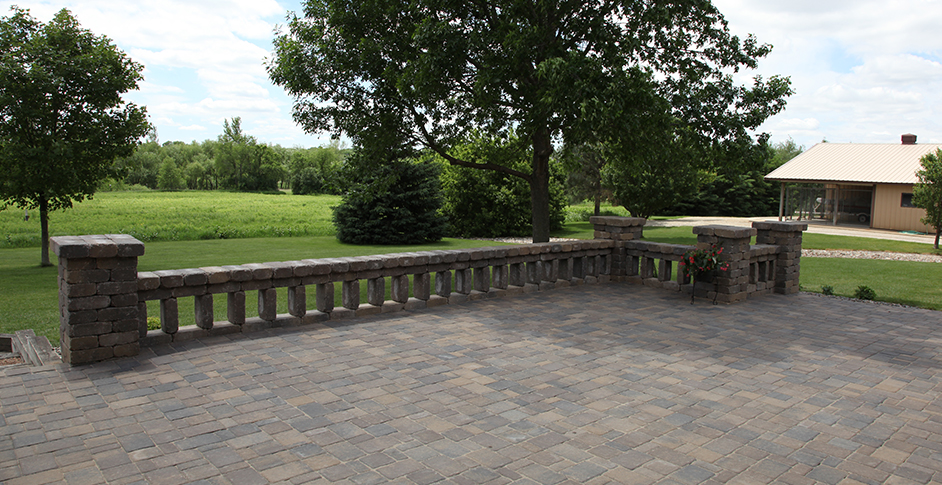 kenyon landscaping company - rochester mn landscape design - patio ... - Patio And Landscape Design