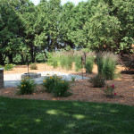 Landscaping installation Kenyon